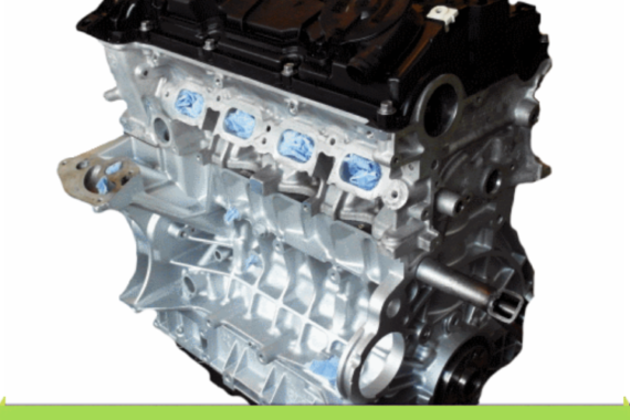 VW Golf / Touran / Tiguan 1,4TFSI BLG BMY BWK Motor kaufen